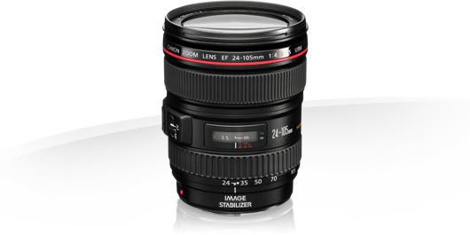 Canon EF 24-105mm F4L